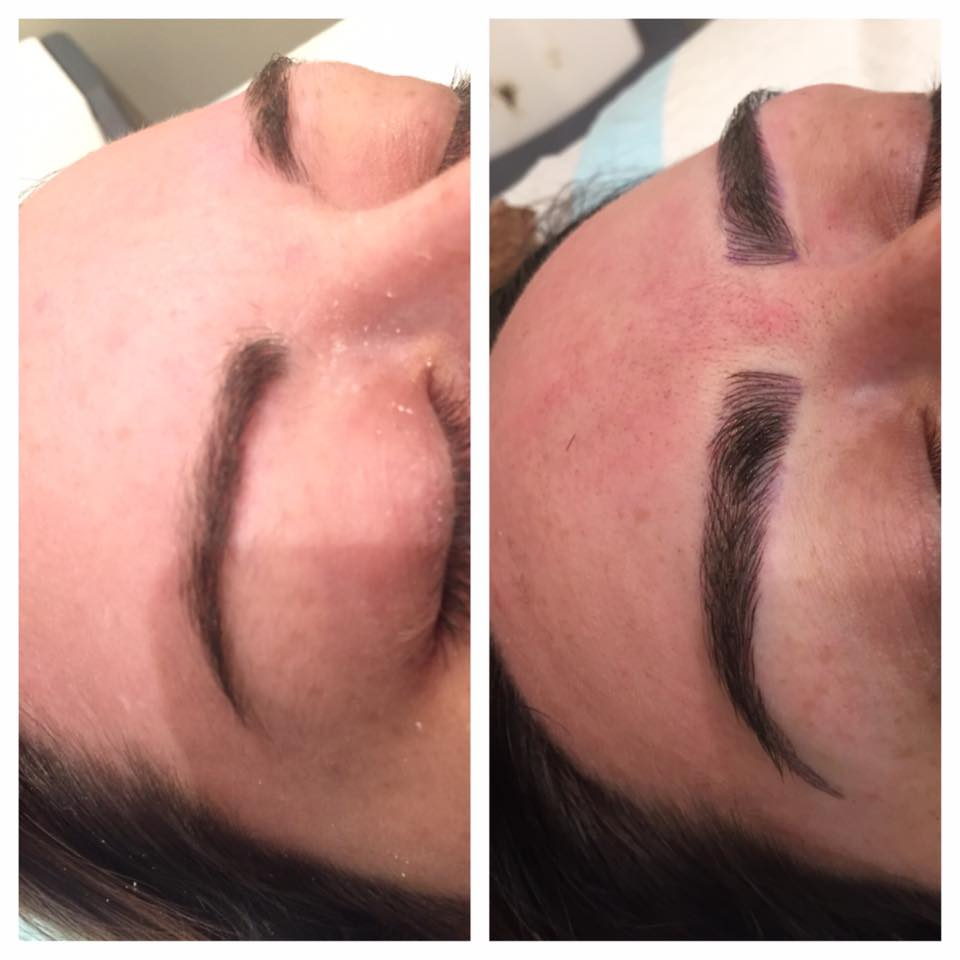 The Feather Touch Brow Brazilian Beauty