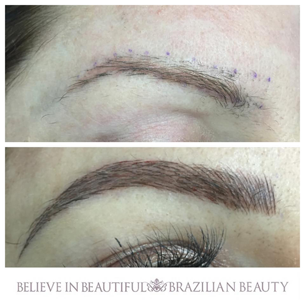 Feather Touch Brow – Brazilian Beauty