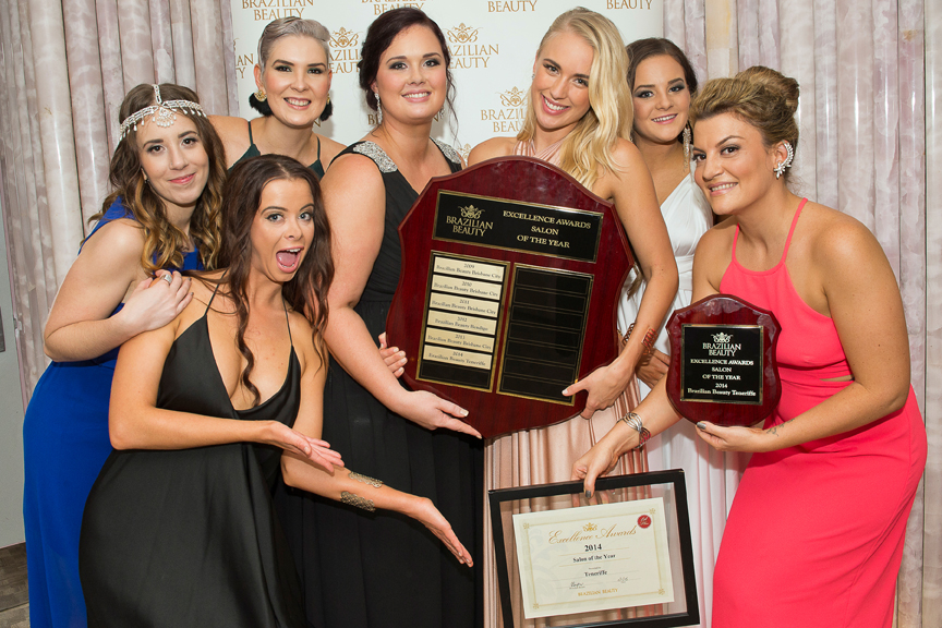 Brazilian Beauty Teneriffe won Salon of the Year