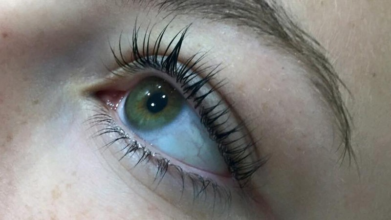 edffb10531e Do not irritate or rub your eyes while you have a Lash Lift.