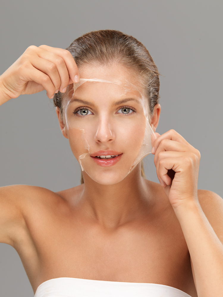 Be the most gorgeous you with a rejuvenating chemical peel
