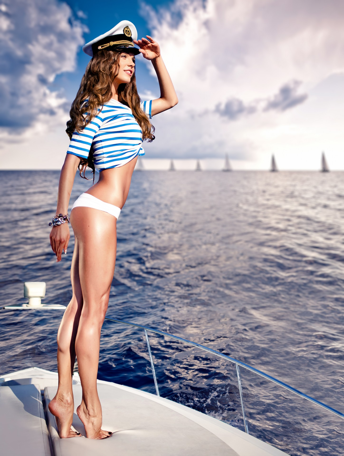 Smooth Skin Ahoy! Anchors away with silky, soft, hair-free limbs!