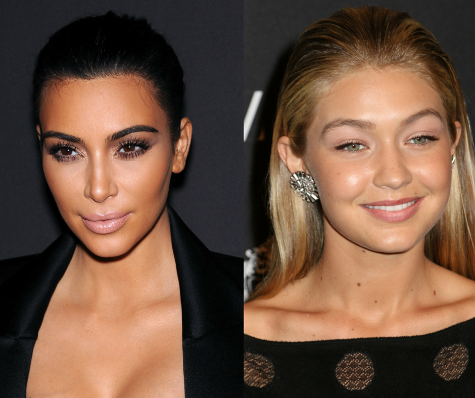 Sorry Kimmy K, looks like newbie Gigi has outdone you here! Source: Shutterstock